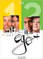 Alter Ego + : Niveaux 1 & 2 DVD PAL
