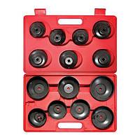 Набір знімачів масляного фільтра (ковпачки) INTERTOOL HT-7204