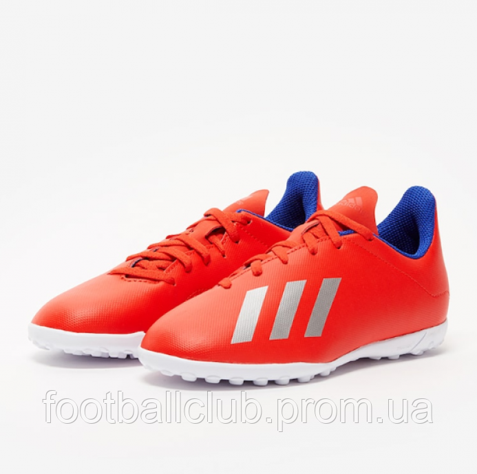 Adidas X 18.4 TF JR BB9417 3UK-35 1/3EUR-22CM