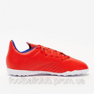 Adidas X 18.4 TF JR BB9417 3UK-35 1/3EUR-22CM, фото 2