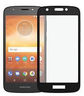 Защитное стекло Motorola Moto E5 Play / E5 Cruise Full Glue 5D (Mocolo 0.33 mm)
