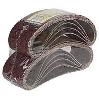 Лента шлифовальная бесконечная 10шт 75×533 зерно 24 SIGMA (9152021)