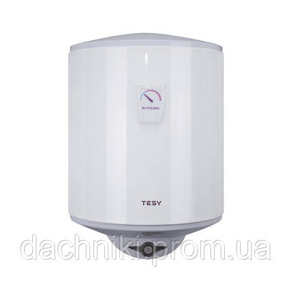 Водонагреватель Tesy Anticalc 50 л, сухой ТЭН 2х0,8 кВт (GCV504416DB14TBR) 304899, фото 2