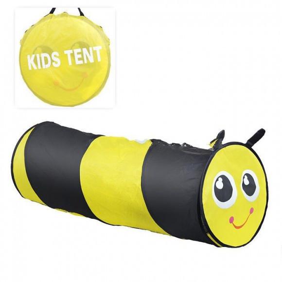 Тоннель - труба для детских палаток или игры Пчелка  HF039