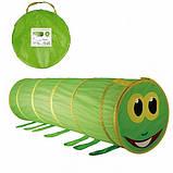 Тоннель - труба для детских палаток или игры Пчелка  HF039, фото 2
