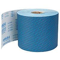 Шлифовальная шкурка (ромб) тканевая рулон 200мм×50м P100 SIGMA (9111261)