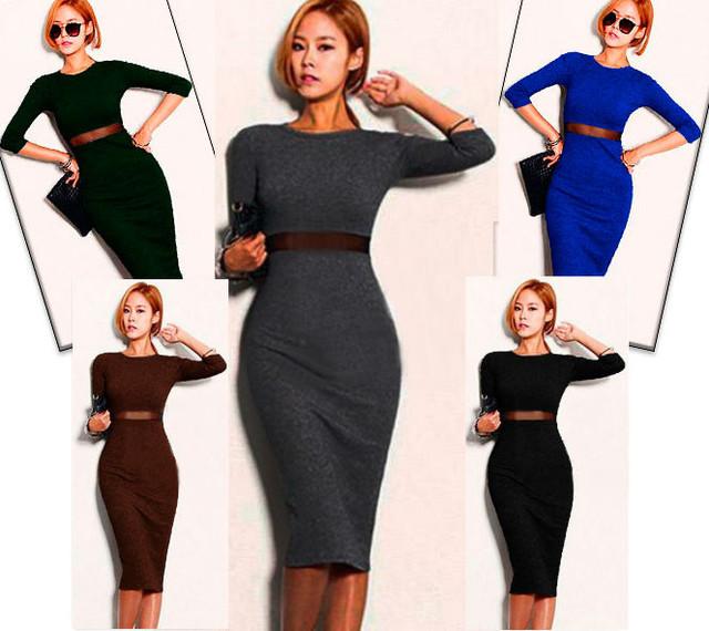 Купить Женское Платье Стильное Недорого
