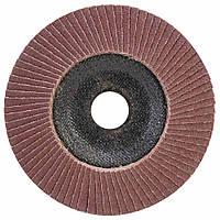 Круг лепестковый торцевой Т29 (конический) Ø125мм P100 SIGMA (9172651)