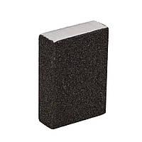 Губка шлифовальная четырехсторонняя 100×70×25мм P120 SIGMA (9130671)