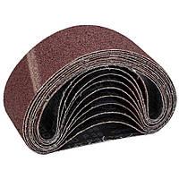 Лента шлифовальная бесконечная 10шт 75×457 зерно 36 SIGMA (9151031)