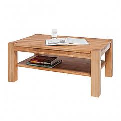 Стол журнальный из дерева 004