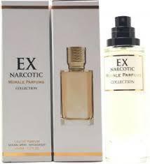 Парфюмированная вода унисекс Мораль Парфюм Ex Narcotic 30мл (3698754983198)