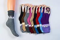 Носки женские махровые х/б Корона НЖЗ-74, фото 1