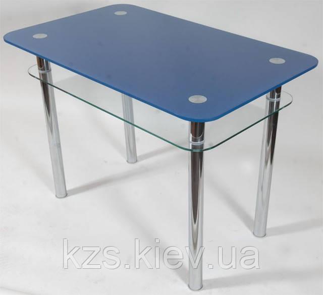 Кухонные(обеденные) столы из стекла