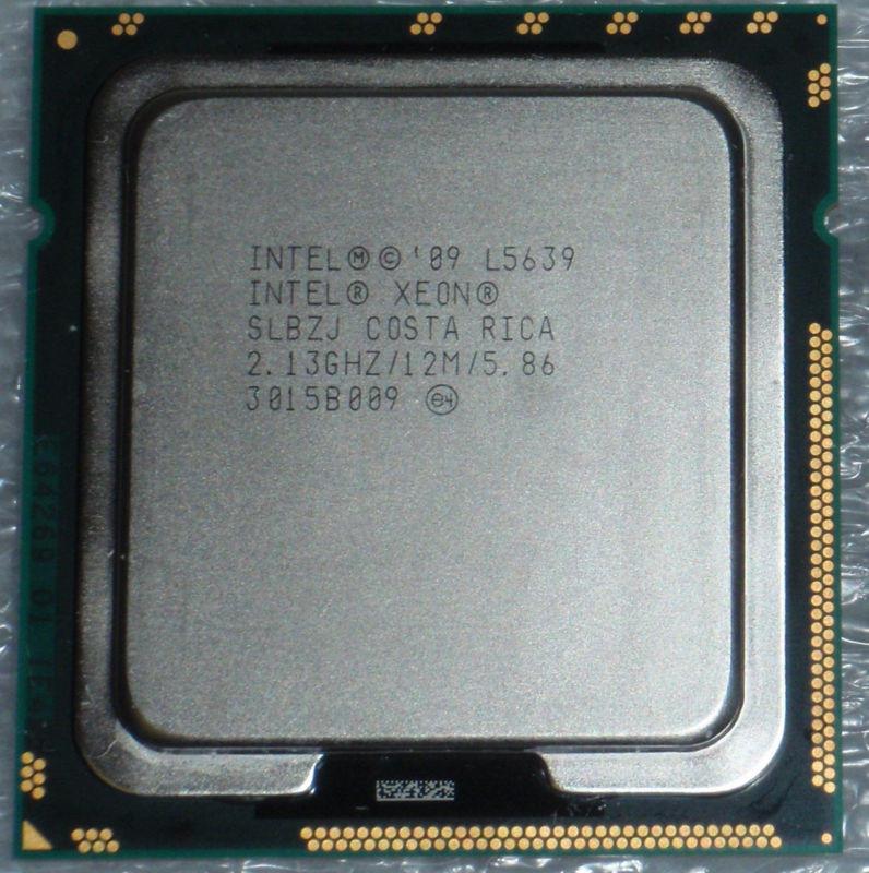 """Процессор Intel Xeon L5639 2.13GHz Б\У """"Over-Stock"""""""