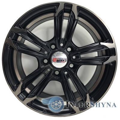 Литые диски Sportmax Racing SR-3356 6.5x15 5x112 ET40 DIA67.1 BX, фото 2