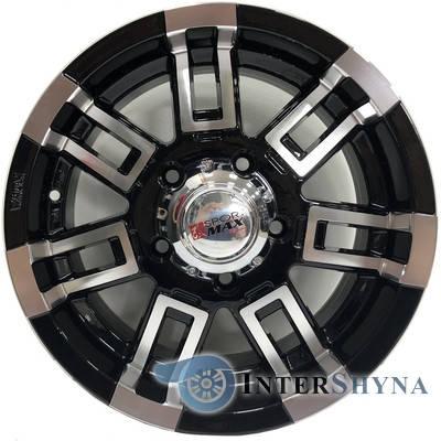 Литі диски Sportmax Racing SR-535 7x16 5x139.7 ET30 DIA98.5 BP, фото 2