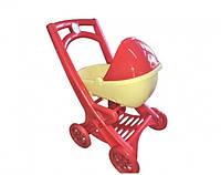 Коляски для кукол. Коляска для кукол. Пластиковая коляска для куклы.Игрушки для девочек.