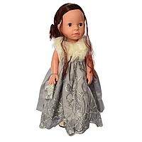 Детская интерактивная кукла. Кукла обучающая.Игрушки для девочек. Подарок для девочки. Лялька.