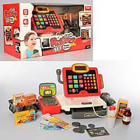 Касса игрушка детская. Кассовый аппарат детский. Игра в магазин.