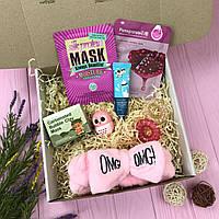Подарунковий Набір City-A Box Бокс для Жінки Б'юті Beauty Box з 8 од №2364, фото 1