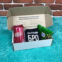 Подарочный Набор City-A Box Бокс для Мужчины из 3 ед №2473, фото 1