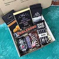 Подарочный Набор City-A Box Бокс для Мужчины Мужа из 8 ед №2850, фото 1