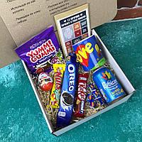 Подарунковий Набір City-A Box Бокс для Жінки Чоловіки з 9 од №2864, фото 1