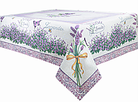 """Скатерть праздничная, гобелен """"Виолет"""", размер 140х180 см"""