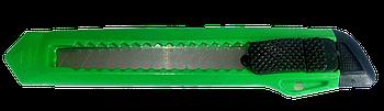 Нож обойный 18мм, пластик