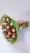 Букет из конфет для мужчины Ferrero Rocher Чили / сладкий букет / оригинальный подарок для начальника / шефа