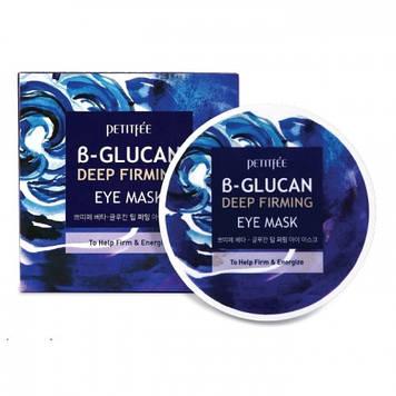 Патчи под глаза Petitfee B-Glucan Deep Firming Eye Mask