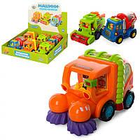 Детская спецтехника.Детские машинки и спецтехника. Игрушечная спецтехника. Игрушки для малышей.