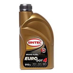 Тормозная жидкость SINTEC EURO DOT-4 tk 265оС
