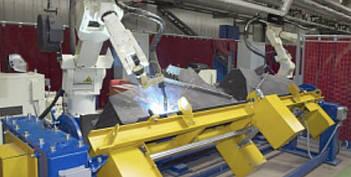 Автоматизация, роботизация сварки