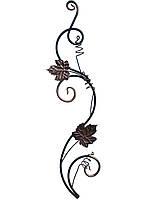 Виноградная лоза с листьями левая/правая
