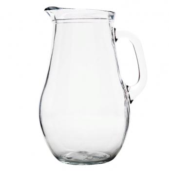 Глечик скляний Pasabahce Bistro JUG 1,85 л. без кришки