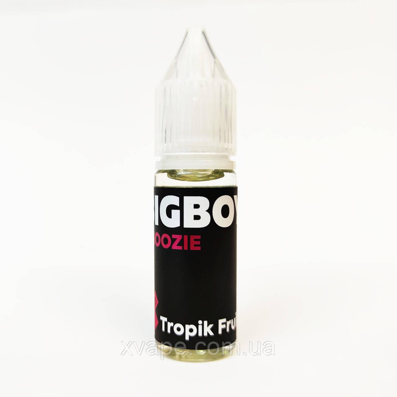 """Топовые жидкости Для POD систем BIG BOY """"Smoozie tropic fruits"""" 15ml"""