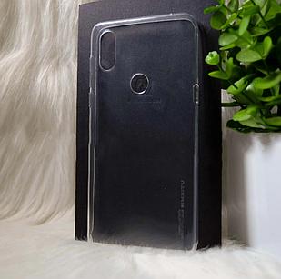 """Чехол Xiaomi Mi Mix 3 """"SMTT"""" Прозрачный"""