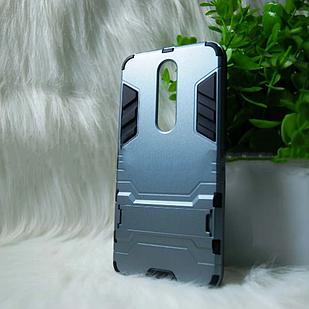 "Чехол Nokia 5.1+ ""Honor"" Серый"