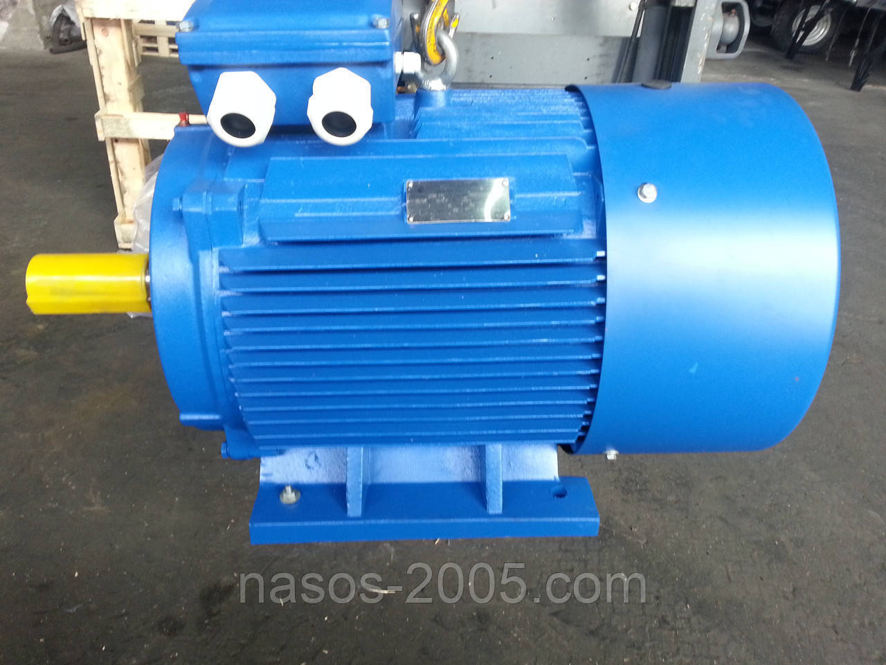 Электродвигатель АИР 80 A8 0,37кВт 750 об/мин