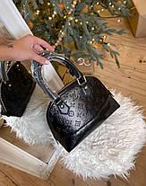 "Сумка Louis Vuitton ""Черная"", фото 3"