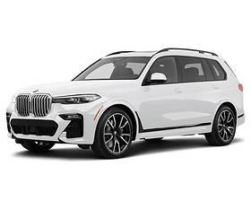 BMW X7 G07 2018-