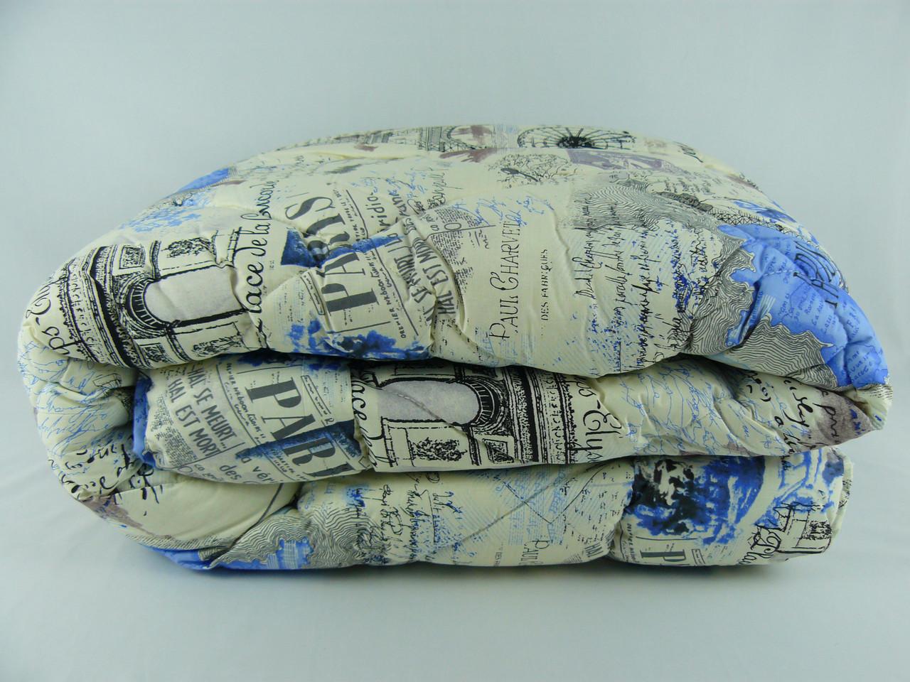 Одеяло VIVA 142х210, бязь, файбер