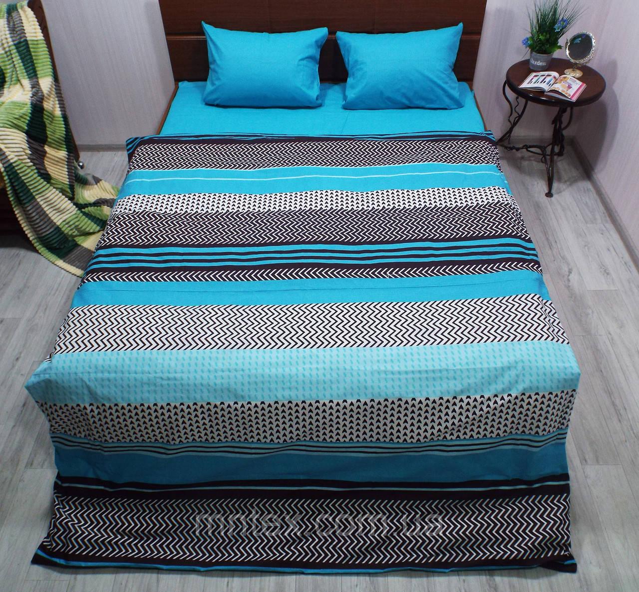 Комплект постельного белья бязь Голд Одеситка
