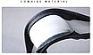 Чехол оплетка Cool на руль для автомобиля Mercedes натуральная кожа, фото 3
