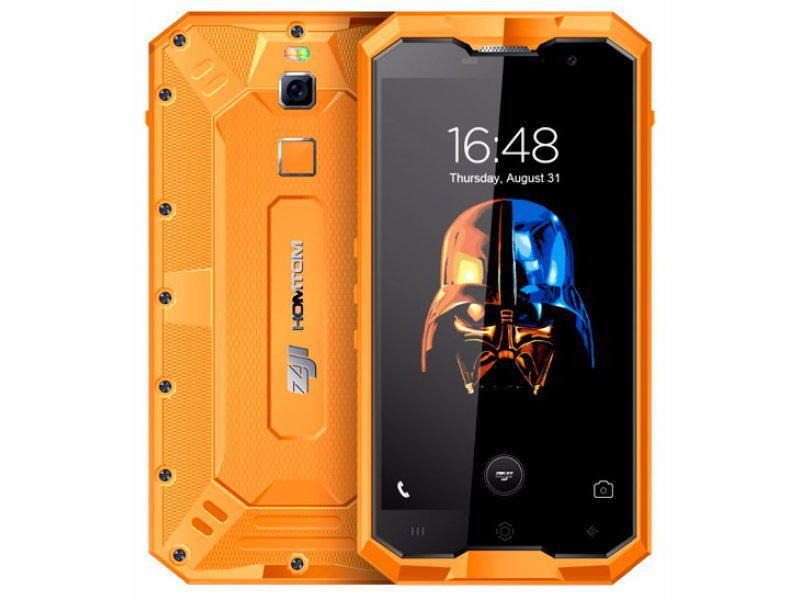Смартфон HomTom Zoji Z8 (orange) оригинал - гарантия!