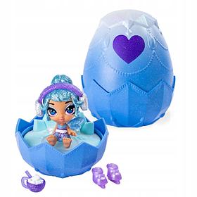 Лялька-сюрприз Hatchimals Pixies Хетчималс Фея Пиксис в яйці