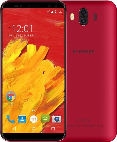 Смартфон M-Horse Pure 3 (red) оригінал - гарантія!
