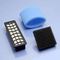 Комплект фильтров для пылесоса Bosch AquaWash & Clean, фото 1